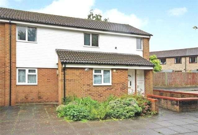 1 Bedroom Maisonette Flat for sale in Leaves Green, Bracknell, Berkshire, RG12