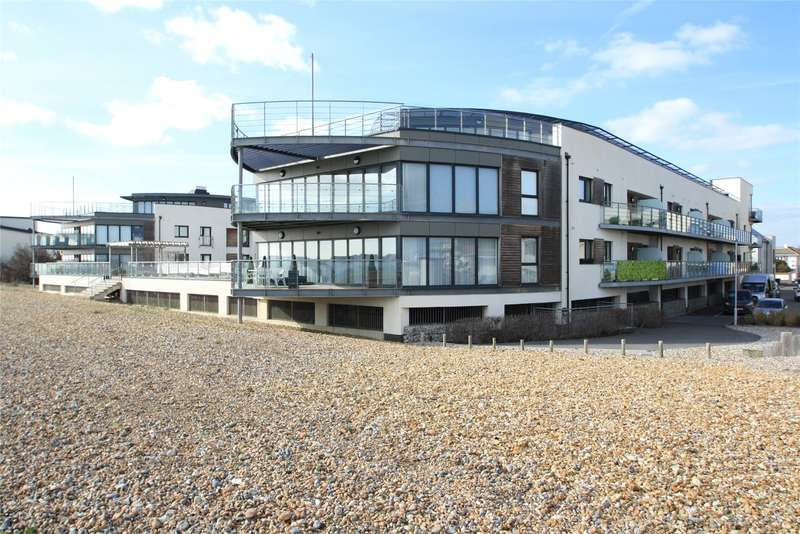 2 Bedrooms Apartment Flat for sale in Chichester House, The Waterfront, Worthing, BN12