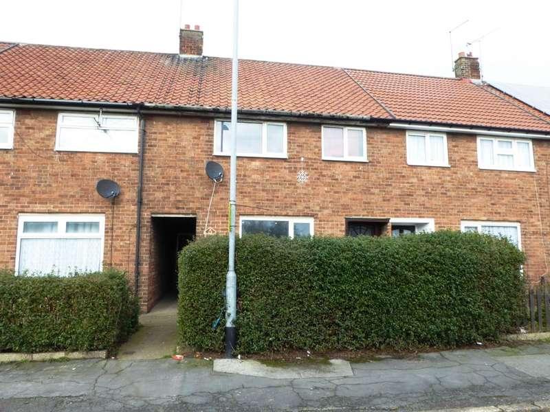 3 Bedrooms House for sale in Hemswell Avenue, Greatfield Estate, Hull, HU9 5JZ