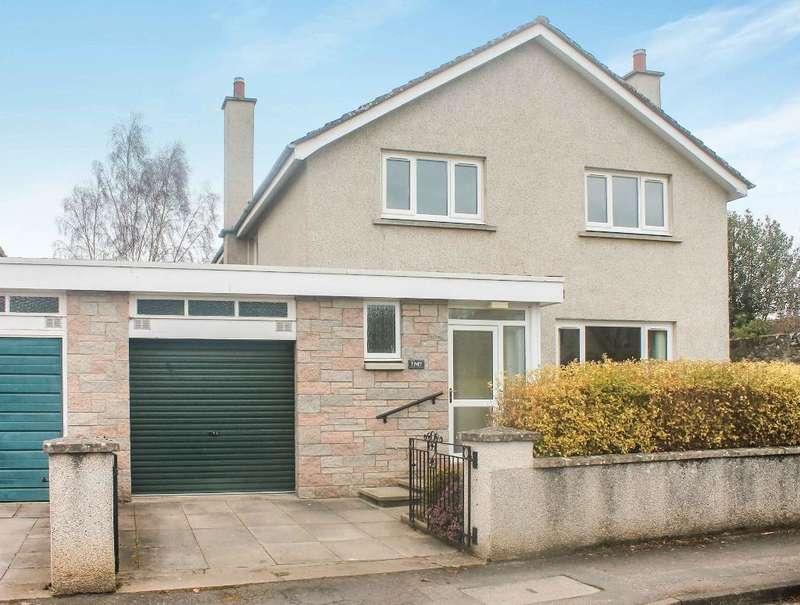 4 Bedrooms Link Detached House for sale in Lodgehill Road, Nairn, IV12 4QL