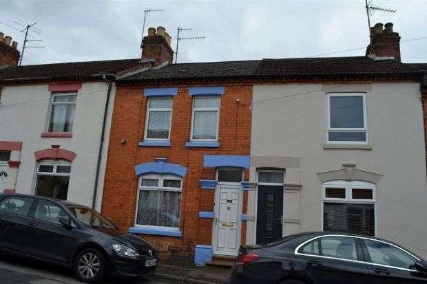 2 Bedrooms Terraced House for sale in Stanley Street, Semilong, Northampton NN2 6DD