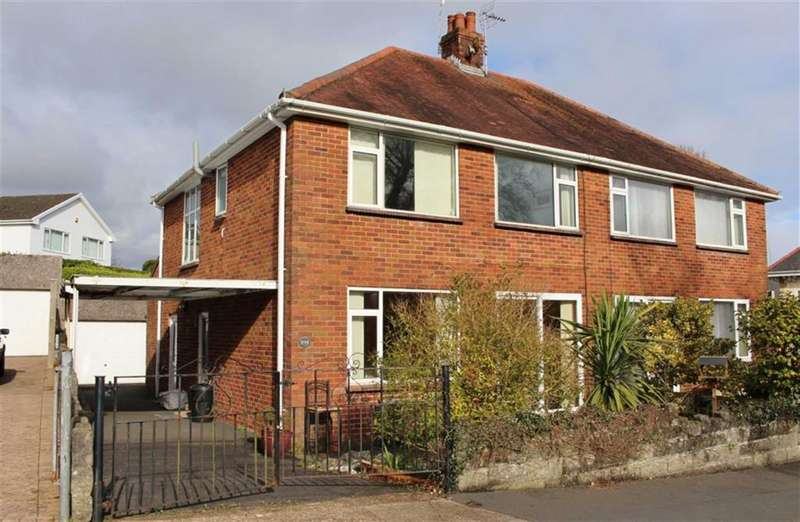 3 Bedrooms Semi Detached House for sale in Sherborne Walk, Mayals