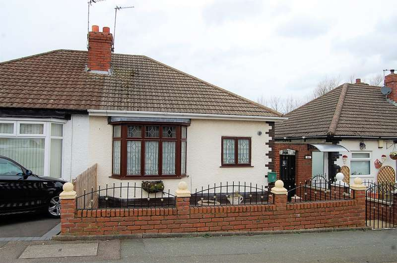 1 Bedroom Semi Detached House for sale in Ward Grove, Lanesfield, Wolverhampton, WV4 6PQ