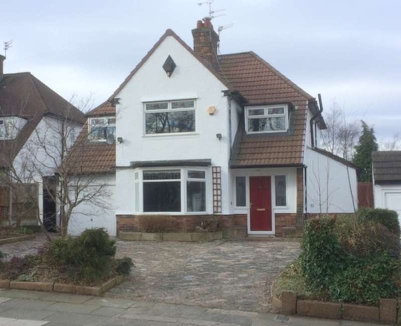 4 Bedrooms Detached House for sale in Blackwood Avenue, Woolton Hill, L25