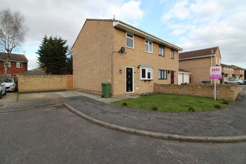 3 Bedrooms Semi Detached House for sale in Coltsfoot Court, Little Thurrock