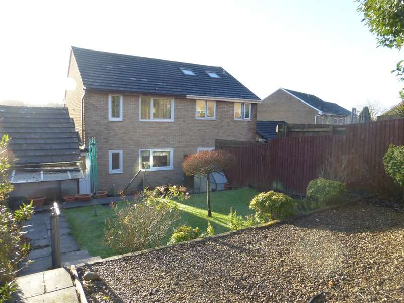 3 Bedrooms Semi Detached House for sale in Green Park, Talbot Green, Pontyclun