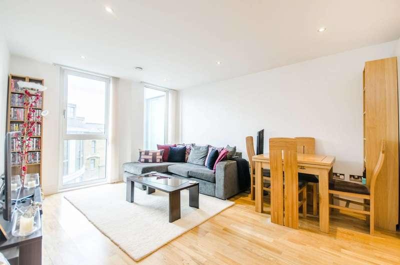 1 Bedroom Flat for sale in Seager Place, Deptford, SE8