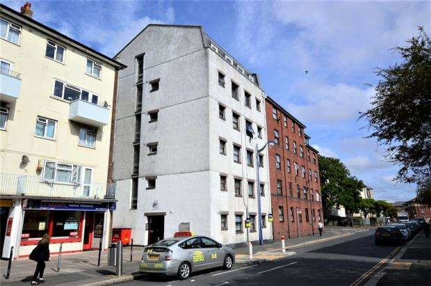 Flat for sale in St. Peters Court, 100 King Street, Plymouth, Devon