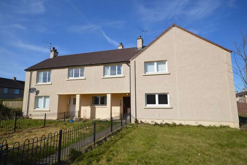 2 Bedrooms Flat for sale in Seaforth Road, Falkirk, FK2
