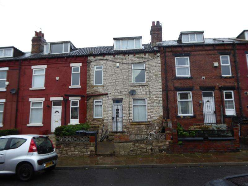 2 Bedrooms House for sale in Nowell Grove, Harehills, LS9