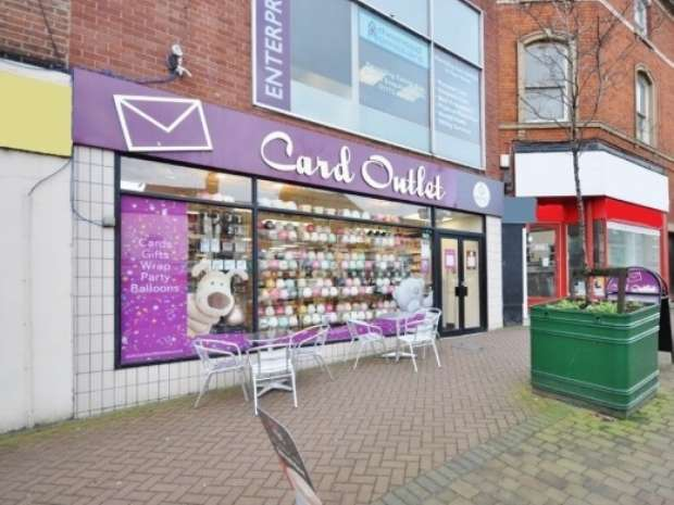 Property for sale in Poulton Street Kirkham