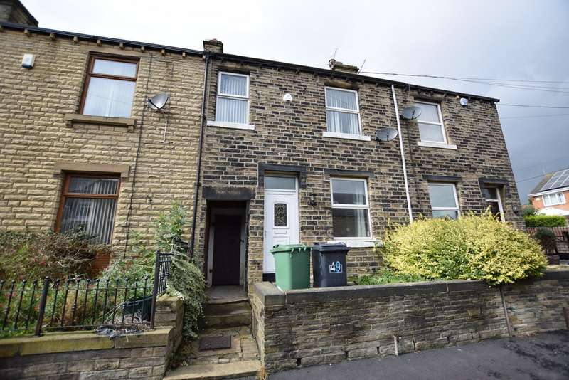 2 Bedrooms Terraced House for sale in Mount Pleasant Street, Dalton HD5