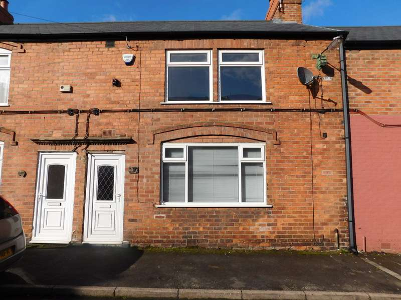 3 Bedrooms Terraced House for sale in Devonshire Street, New Houghton NG19