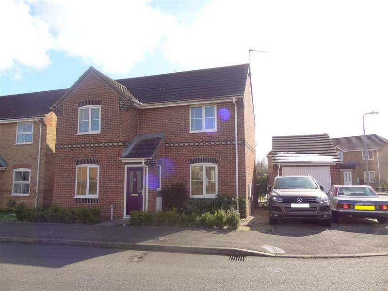 3 Bedrooms Property for sale in Mulberry Close, Sleaford