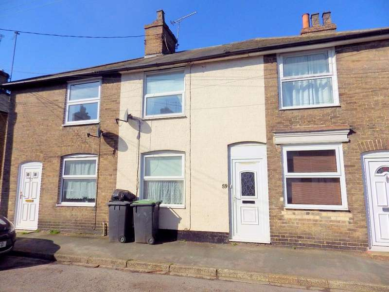 2 Bedrooms Terraced House for sale in Regent Street , Stowmarket IP14