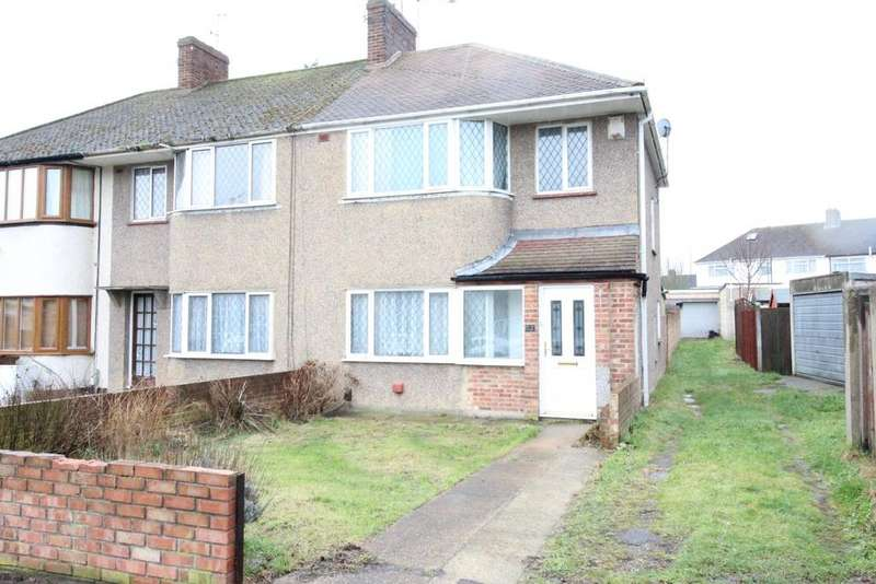 3 Bedrooms End Of Terrace House for sale in Gerald Road, Gravesend DA12
