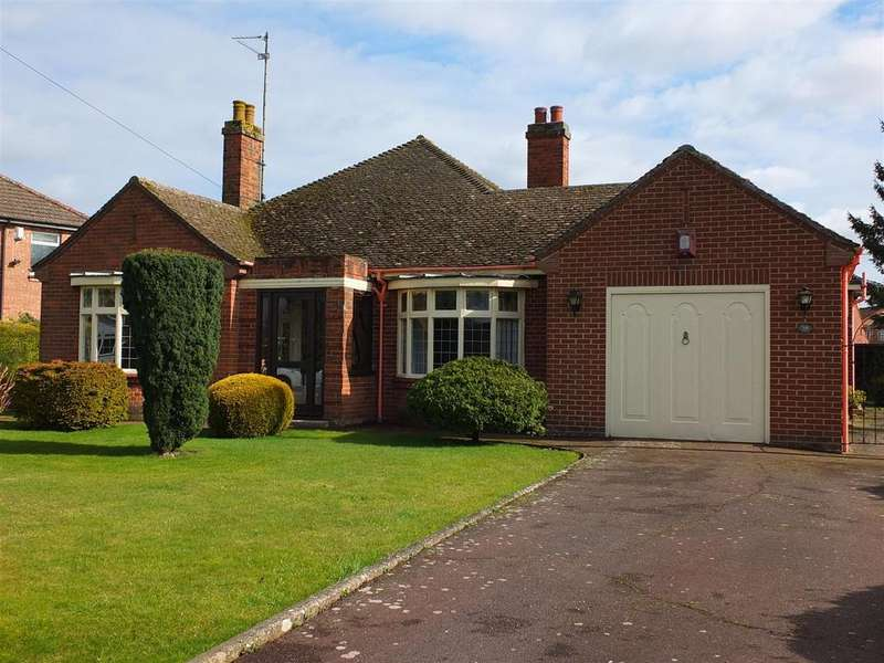 3 Bedrooms Detached Bungalow for sale in Station Road, Long Sutton