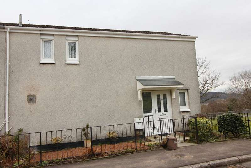 3 Bedrooms End Of Terrace House for sale in OHARE ESTATE, BONHILL G83
