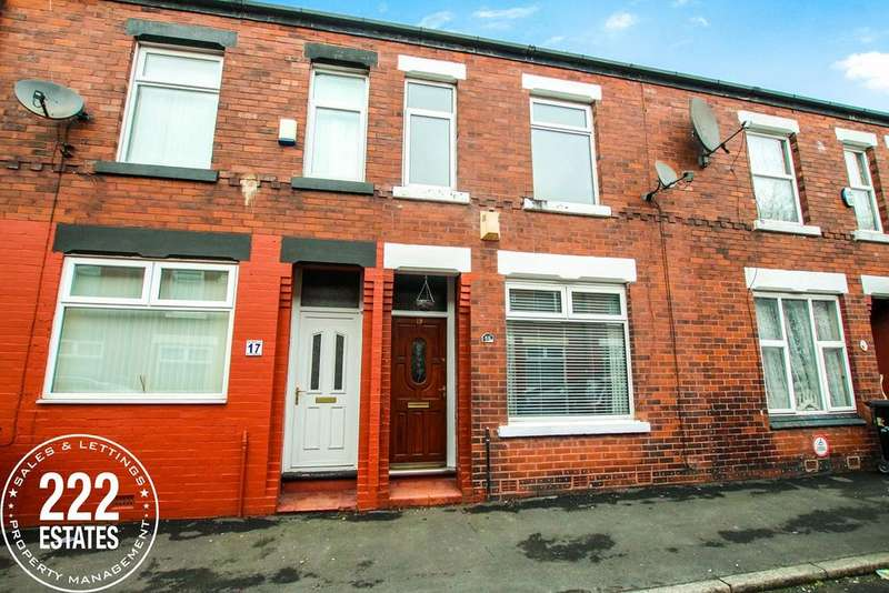 2 Bedrooms Terraced House for rent in Tindall Street, Stockport, SK5