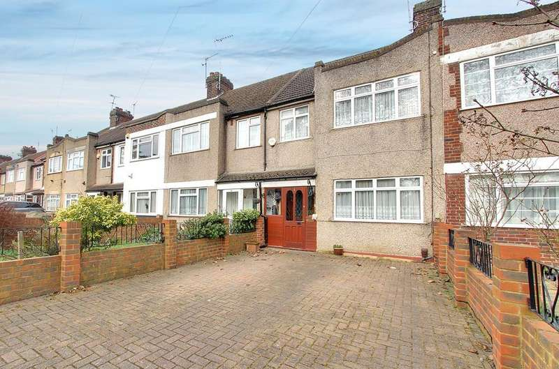 3 Bedrooms Terraced House for sale in Wood End Green Road, Hayes UB3