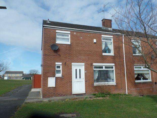 3 Bedrooms Terraced House for sale in BEACHDALE CLOSE, STATION TOWN, PETERLEE AREA VILLAGES