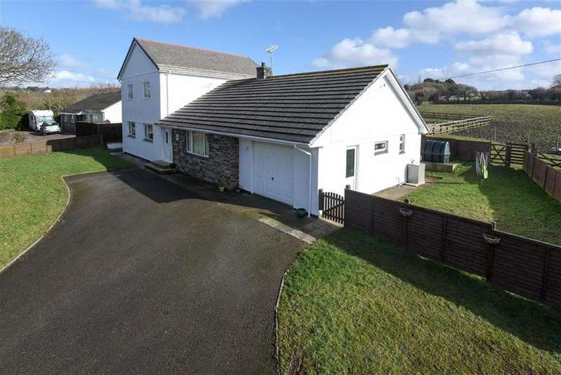5 Bedrooms Detached House for sale in Helstone, Camelford, Cornwall, PL32