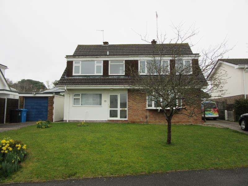 3 Bedrooms Semi Detached House for rent in South Western Crescent, Lower Parkstone