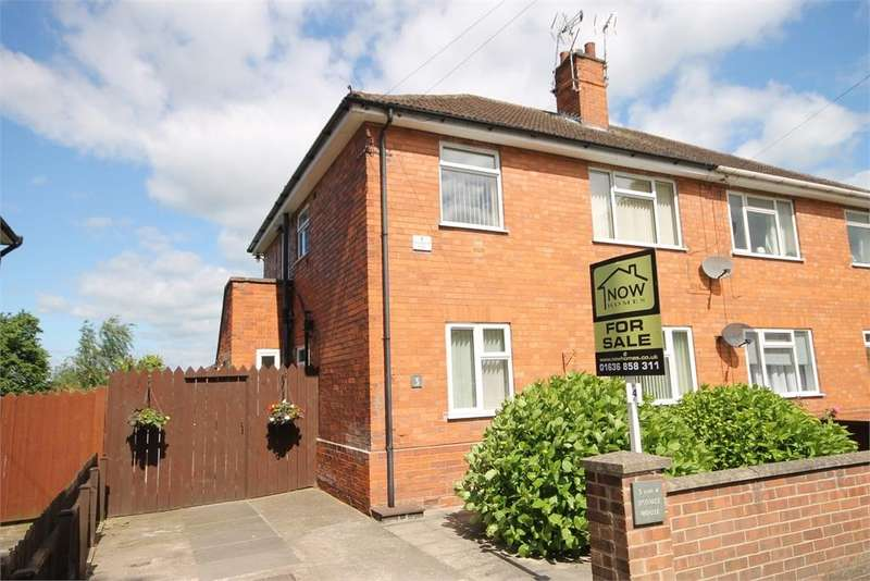 2 Bedrooms Flat for sale in Millgate, Newark, Nottinghamshire. NG24 4UD