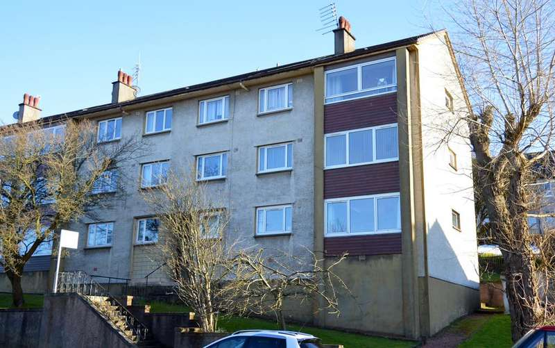 2 Bedrooms Flat for sale in 12 Cleveden Place, Glasgow G12