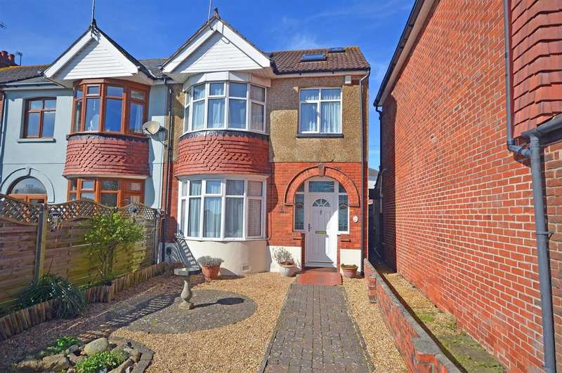 4 Bedrooms End Of Terrace House for sale in Tangier Road, Baffins, Portsmouth