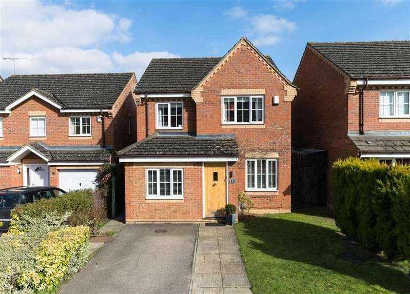 3 Bedrooms Detached House for sale in Wynches Farm Drive, St Albans, Hertfordshire