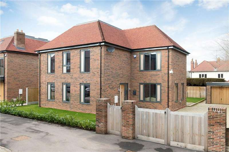 4 Bedrooms Detached House for sale in The Old Police Station, North Park Road, Harrogate, North Yorkshire, HG1