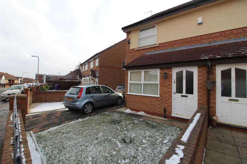 3 Bedrooms Semi Detached House for sale in Sparrow Hall Road, Liverpool