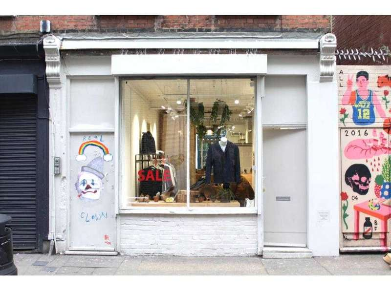Commercial Property for rent in Redchurch St, Shoreditch