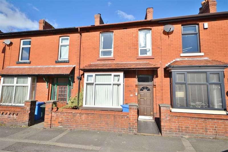 2 Bedrooms Terraced House for sale in Duke Street, Chorley