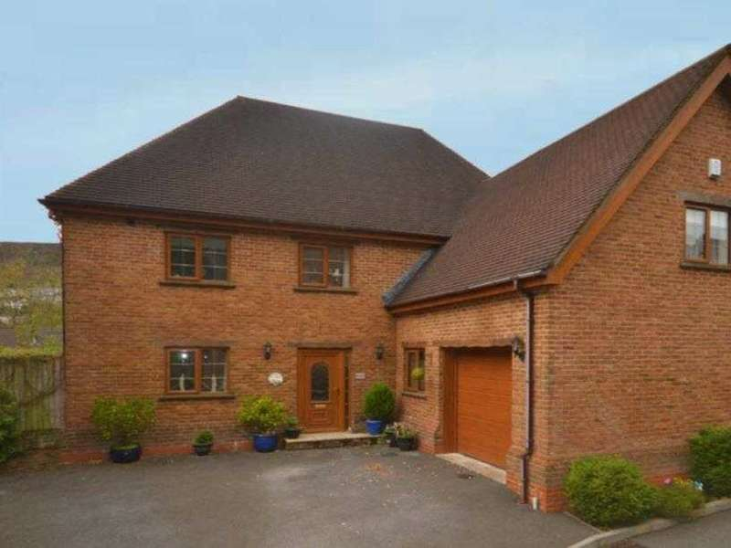 6 Bedrooms Detached House for sale in Maple House, Troed-Y-Rhiw Road, Mountain ash