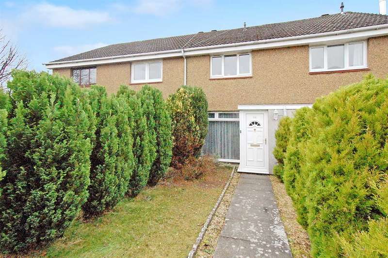 2 Bedrooms Terraced House for sale in Moray Park, Dalgety Bay