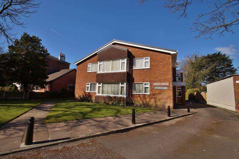2 Bedrooms Apartment Flat for sale in Saxon Lodge, Birkdale