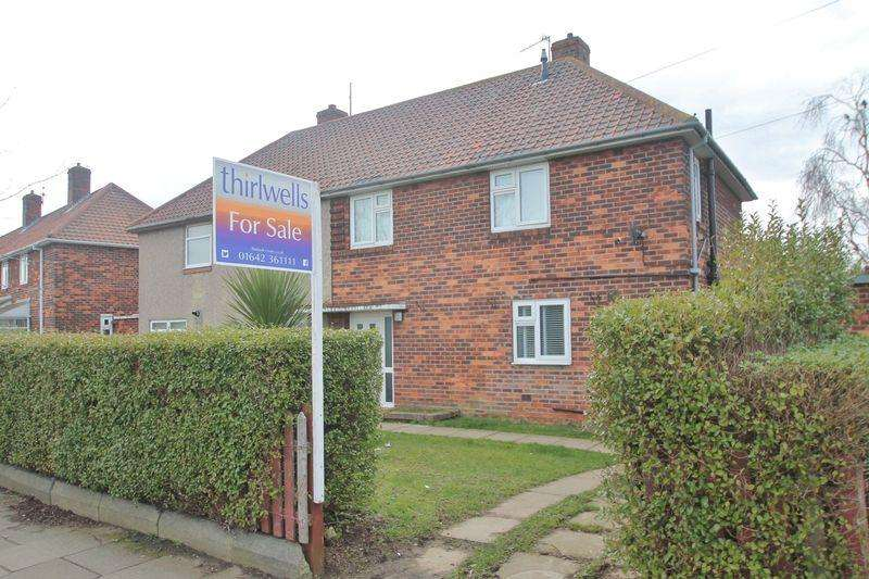 3 Bedrooms Semi Detached House for sale in The Greenway, Middlesbrough