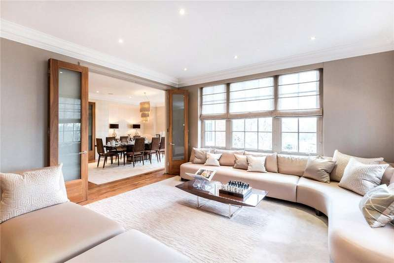 6 Bedrooms Flat for rent in Abbey Lodge, Park Road, London, NW8