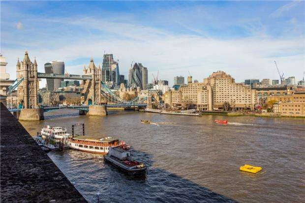 2 Bedrooms Flat for sale in Spice Quay Heights, 32 Shad Thames, London