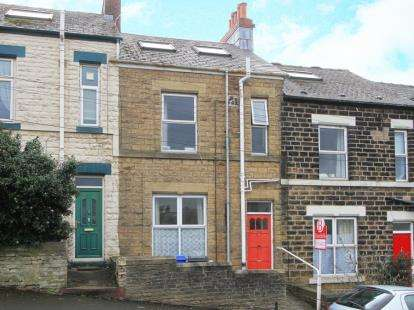 3 Bedrooms House for sale in Myrtle Road, Sheffield, South Yorkshire