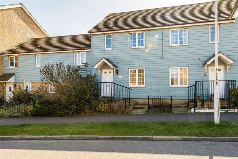 3 Bedrooms Terraced House for sale in Thistle Hill Way, Minster