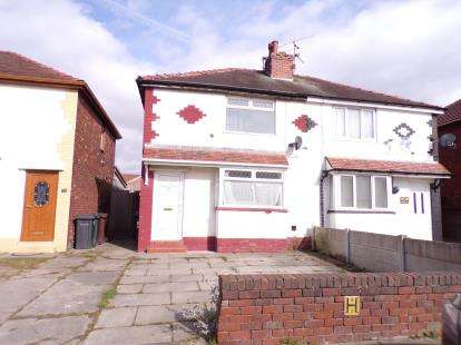 3 Bedrooms Semi Detached House for sale in Roselea Drive, Southport, Merseyside, PR9