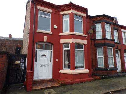 3 Bedrooms End Of Terrace House for sale in Ribblesdale Avenue, Walton, Liverpool, Merseyside, L9