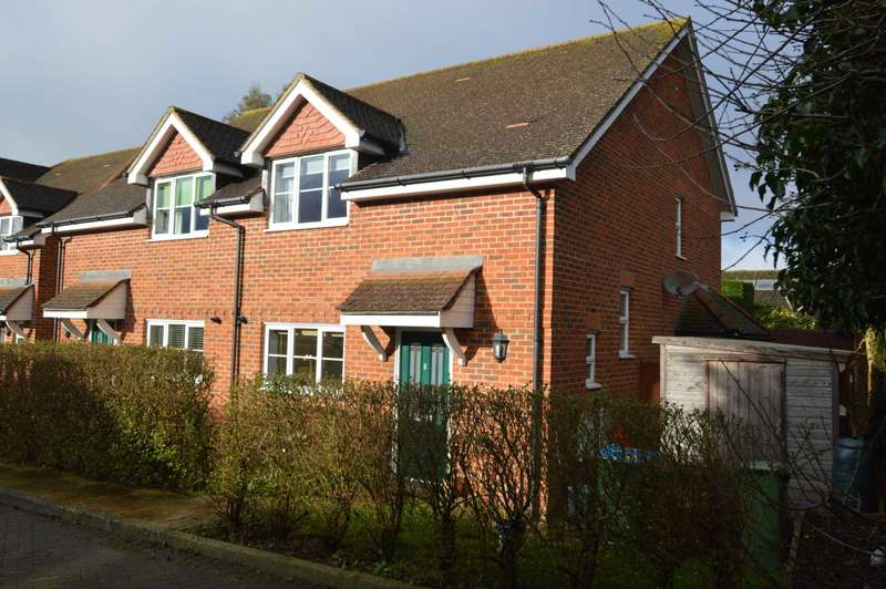 3 Bedrooms Semi Detached House for sale in Church Court, Stoke Mandeville