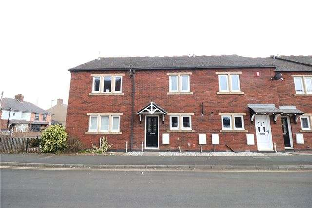 2 Bedrooms Terraced House for sale in Waller Street, Carlisle, Cumbria, CA1 2DA