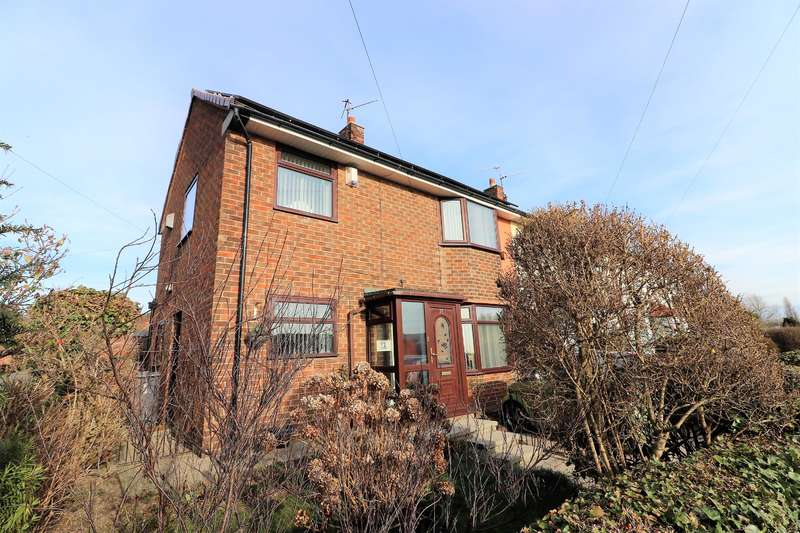 3 Bedrooms House for sale in Mosslands Drive, Wallasey, CH45 8PF