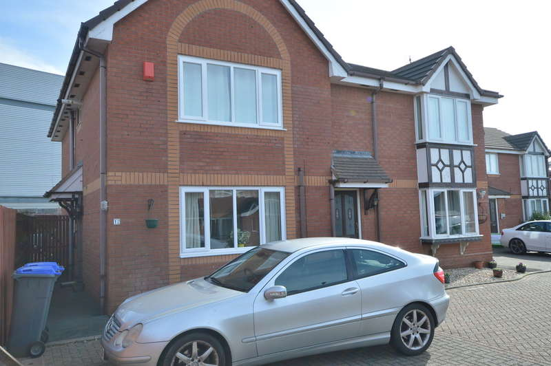 2 Bedrooms Ground Flat for sale in Scott Mews, Marton