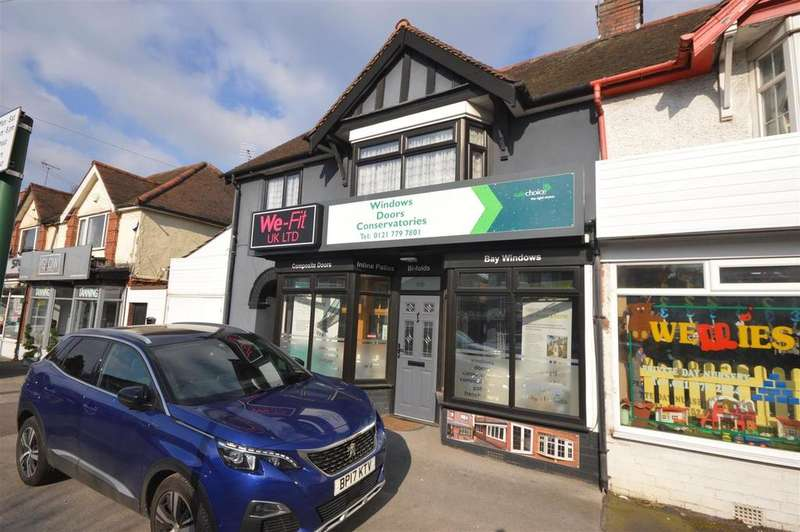 Commercial Property for rent in Station Road, Marston Green, Birmingham